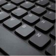 Комплект клавиатура + мышь Wireless Dell KM636 (580-ADFN) Black USB