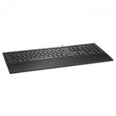 Клавиатура Dell KB216 Ukr (580-AHHE) Black USB