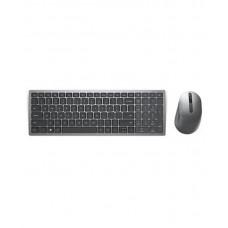 Комплект клавиатура + мышь Wireless Dell KM7120W Russian (580-AIWS) Grey USB