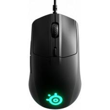 Мышь SteelSeries Rival 3 (62513) Black USB