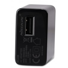 Адаптер сетевой Nillkin Wall Charger 1USB 2A Black (6274426)