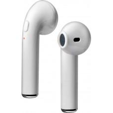 Наушники гарнитура вкладыши Bluetooth Defender Twins 630 TWS White (63630)