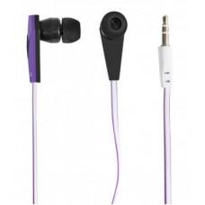 Наушники вакуумные Defender Trendy-705 Purple (63705)
