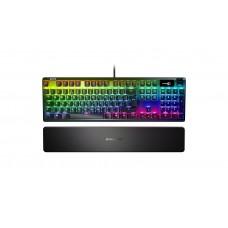 Клавиатура SteelSeries Apex Pro (64626) Black USB