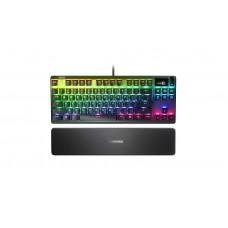 Клавиатура SteelSeries Apex 7 TKL Red Switch (64646) Black USB