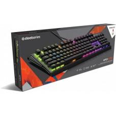 Клавиатура SteelSeries Apex M750 TKL QX2 switches (64720) Black USB