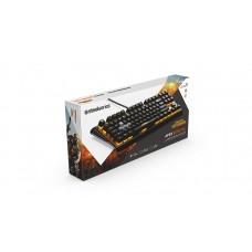 Клавиатура SteelSeries Apex M750 TKL PUBG Edition (64726) Black USB