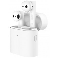 Наушники гарнитура вкладыши Bluetooth 5.0 Xiaomi Mi Air 2S White (664451)