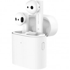 Наушники гарнитура вкладыши Bluetooth 5.0 Xiaomi Mi True 2S White (681066)