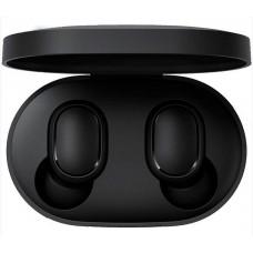 Наушники гарнитура вакуумные Bluetooth 5.0 Xiaomi Mi True Earbuds Basic 2 Black (681069)