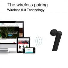 Наушники гарнитура вкладыши Bluetooth SkyMaxx Classic Black (68970597)