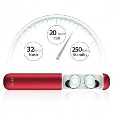 Наушники гарнитура вакуумные Bluetooth SkyMaxx Sanag J2 White (68970675)