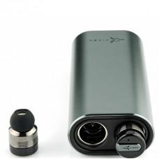 Наушники гарнитура вакуумные Bluetooth AirOn AirTune Black (6945545521557)