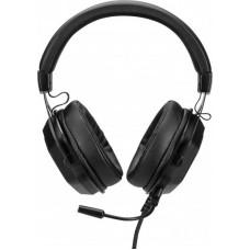 Наушники гарнитура накладные Aula Hex Black (6948391235080)