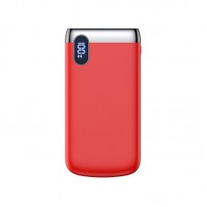 УМБ Joyroom D-M194 10000mAh 3USB 2.1A Red