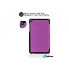 Чехол книжка PU BeCover Smart для Lenovo Tab 3 710F Purple (700832)