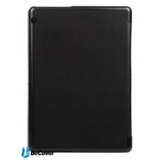 Чехол книжка PU BeCover Smart Case для Huawei Mediapad T3 10 Black (701504)