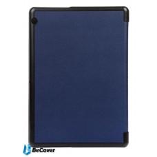 Чехол книжка PU BeCover Smart для Huawei Mediapad T3 10 Deep/Blue (701505)