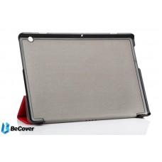 Чехол книжка PU BeCover Smart для Huawei Mediapad T3 10 Red (701508)