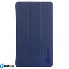 Чехол книжка PU BeCover Smart для Huawei Mediapad T3 7 Deep/Blue (701663)