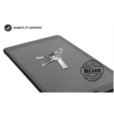 Защитное стекло BeCover 2.5D для Samsung Tab A 10.5 T590 T595 Transparent (702573)