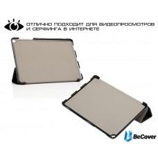 Чехол книжка PU BeCover Smart для Xiaomi Mi Pad 4 Black (702613)
