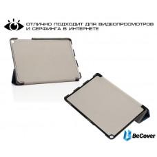 Чехол книжка PU BeCover Smart для Xiaomi Mi Pad 4 Deep/Blue (702615)