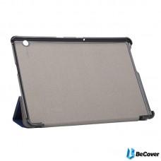 Чехол книжка PU BeCover Smart Case для Huawei Mediapad T5 10 Deep/Blue (702629)