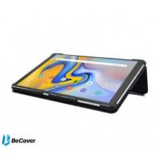 Чехол книжка PU BeCover Premium для Samsung Tab A 10.5 T590 T595 Black (702777)