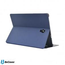 Чехол книжка PU BeCover Premium для Samsung Tab A 10.5 T590 T595 Deep/Blue (702778)