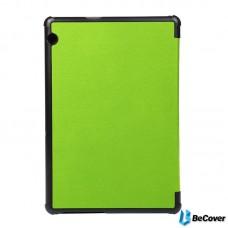 Чехол книжка PU BeCover Smart для Huawei Mediapad T5 10 Green (702956)