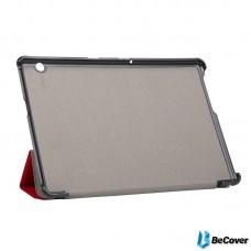 Чехол книжка PU BeCover Smart для Huawei Mediapad T5 10 Red (702958)