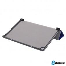 Чехол книжка PU BeCover Smart Case для Huawei Mediapad M5 Lite 10 Deep/Blue (702961)