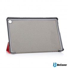 Чехол книжка PU BeCover Smart для Huawei Mediapad M5 Lite 10 Red (702963)