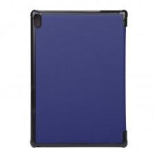 Чехол книжка PU BeCover Smart для Lenovo Tab E10 TB-X104 Deep/Blue (703277)