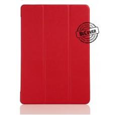 Чехол книжка PU BeCover Smart для Lenovo Tab E10 TB-X104 Red (703280)