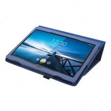 Чехол книжка PU BeCover Slimbook для Lenovo Tab M10 TB-X605 TB-X505 Deep/Blue (703663)