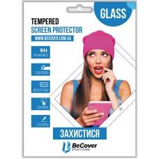 Защитное стекло BeCover Full Glue для Samsung Tab A 10.5 T590 T595 White (703744)
