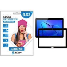 Защитное стекло BeCover Full Glue для Huawei MediaPad T3 10.0 Black (703746)