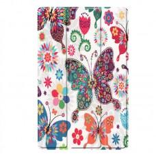 Чехол книжка PU BeCover Smart для Samsung Tab A 10.1 T510 T515 Butterfly (703848)