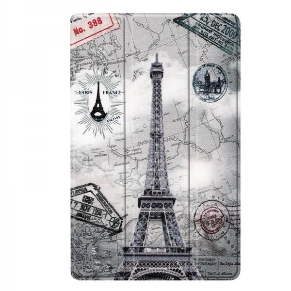 Чехол книжка PU BeCover Smart для Samsung Tab A 10.1 T510 T515 Paris (703851)