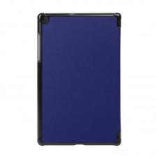 Чехол книжка PU BeCover Smart для Samsung Tab A 8.0 T290 T295 T297 Deep/Blue (703931)