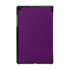 Чехол книжка PU BeCover Smart для Samsung Tab A 8.0 T290 T295 T297 Purple (703933)