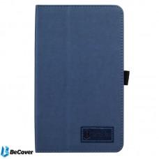 Чехол книжка PU BeCover Slimbook для Samsung Tab A 8.0 2019 T290 T295 T297 Deep/Blue (704071)