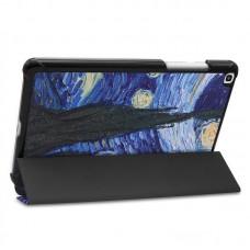 Чехол книжка PU BeCover Smart для Samsung Tab S5e T720 T725 Night (704303)