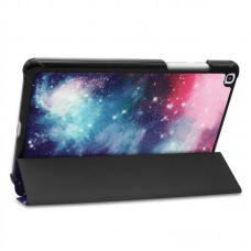 Чехол книжка PU BeCover Smart для Samsung Tab S5e T720 T725 Space (704305)
