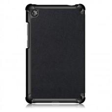 Чехол книжка PU BeCover Smart для Lenovo Tab M7 TB-7305 Black (704623)