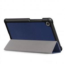 Чехол книжка PU BeCover Smart для Lenovo Tab M7 TB-7305 Deep/Blue (704624)