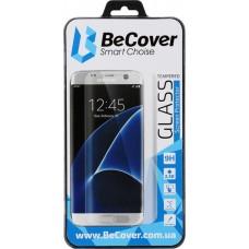 Защитное стекло BeCover Full Glue для Samsung A71 A715 Black (704670)