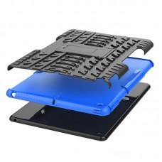 Чехол накладка TPU BeCover для Apple iPad 10.2 2019 2020 Blue (704699)